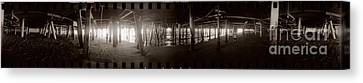 Under The Pier Canvas Print by Ron Smith