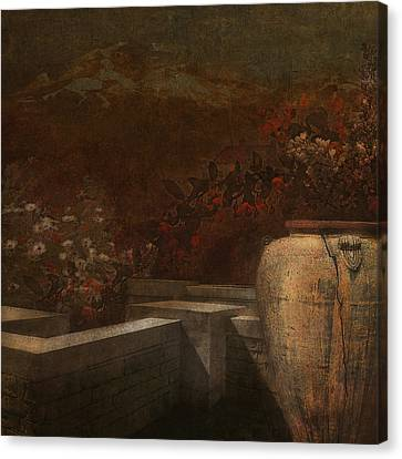 Under The Surface Of Things Canvas Print