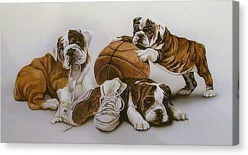 Underdogs Canvas Print