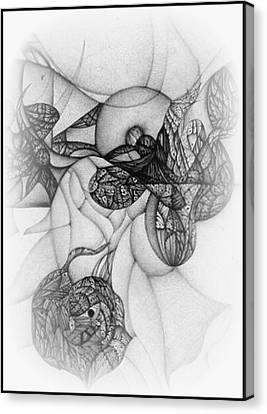 Undesignated Ballpoint Image Number 7 Canvas Print