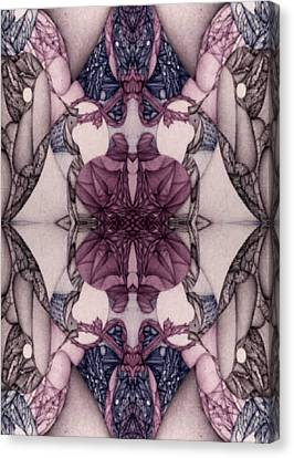Undesignated Ballpoint Image Number Xxxiii Canvas Print