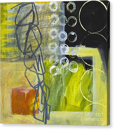 Undetermined Canvas Print by Elena Nosyreva