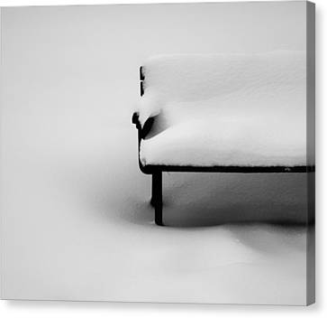 Undisturbed Canvas Print by Odd Jeppesen