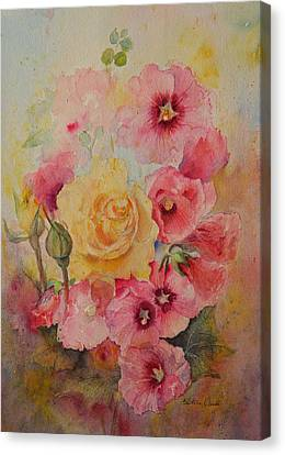 Unexpected Canvas Print by Beatrice Cloake