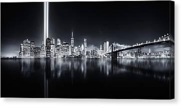 Unforgettable 9-11 Canvas Print