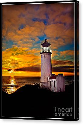 Unforgettable Canvas Print by Robert Bales