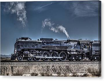 Union Pacific 844 Canvas Print by Photographic Art by Russel Ray Photos