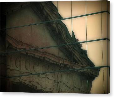 Union Station Canvas Print by Bud Simpson