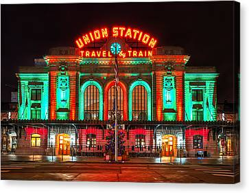 Union Station  Canvas Print by Darren  White