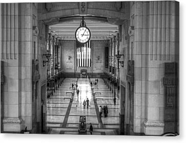 Union Station Kansas City Canvas Print