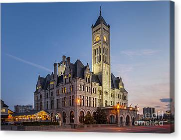 Union Station  Canvas Print by Brian Jannsen