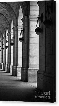 Union Station Washington Dc Canvas Print