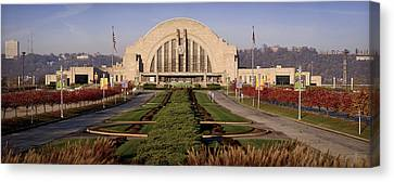 Union Terminal Canvas Print