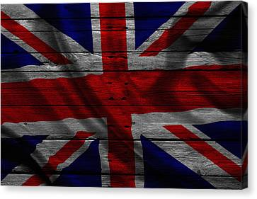 United Kingdom Canvas Print by Joe Hamilton
