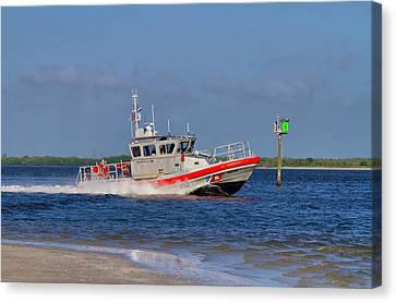 United States Coast Guard Canvas Print