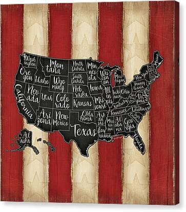 United States II Canvas Print