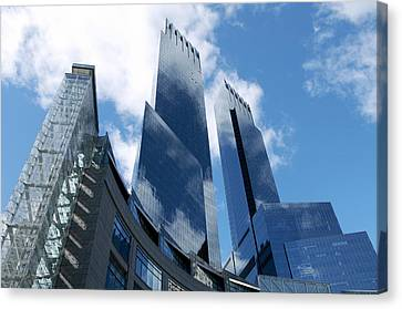 Openair Canvas Print - United States, New York, Skyscrapers by Tips Images