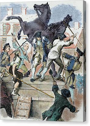 Unites States American War Canvas Print by Prisma Archivo