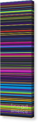 Unity Of Colour 2 Canvas Print