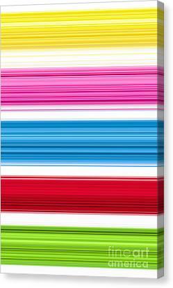 Unity Of Colour 3 Canvas Print