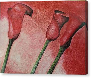 Unity Canvas Print by Valorie Cross