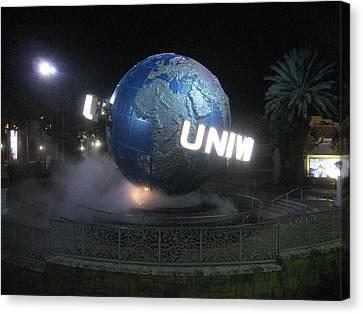 Universal Orlando Resort - 12123 Canvas Print