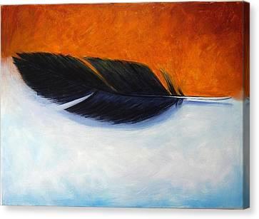 Wish Canvas Print by Janelle Schneider