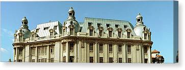 Romania Canvas Print - University Of Bucharest, Bucharest by Panoramic Images