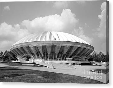 University Of Illinois Assembly Hall Canvas Print by University Icons