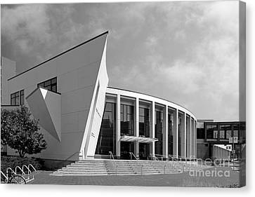 University Of Minnesota Regis Center For Art Canvas Print by University Icons