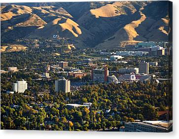 University Of Utah Campus Canvas Print by Utah Images
