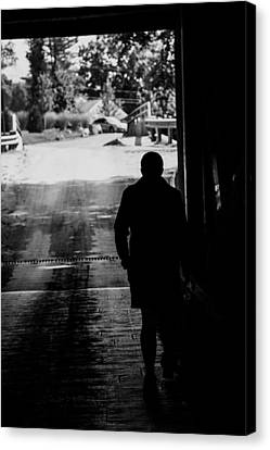 Kent Connecticut Canvas Print - Unknown Traveler by Karol Livote