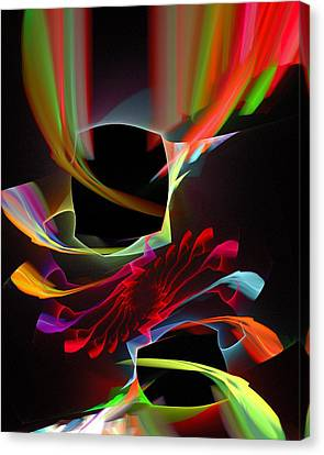 Unmanaged Complexity Canvas Print