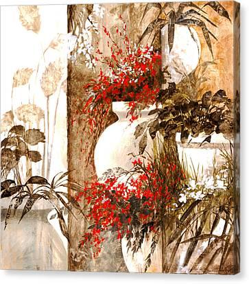 Uno Bianco Canvas Print by Guido Borelli