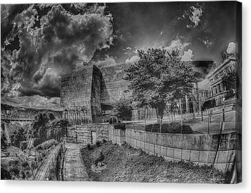 Canvas Print featuring the photograph Unobstructed View by Dennis Baswell