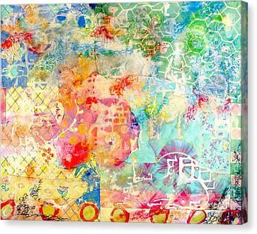 Untitled 008 Canvas Print