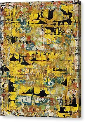 Untitled #107 Canvas Print by James Mancini Heath