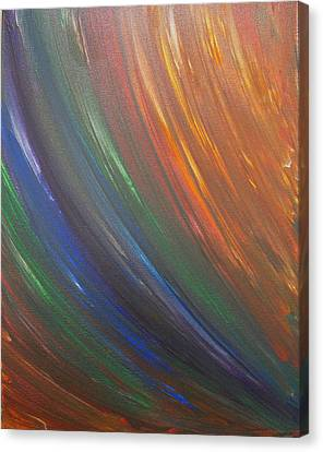 Untitled 24 Canvas Print by Drew Shourd