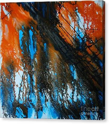 Untitled-25 Canvas Print by Tamal Sen Sharma