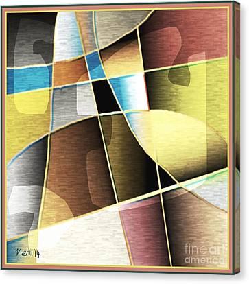 Untitled 332 Canvas Print by Nedunseralathan R