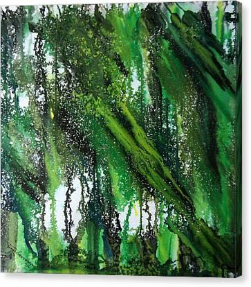 Untitled-34 Canvas Print by Tamal Sen Sharma