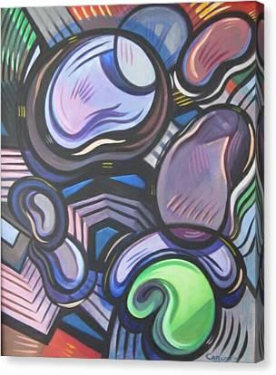 Carlos Ruiz Canvas Print - Untitled by Carlos Ruiz