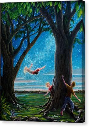 Innocence  Canvas Print by Matt Konar
