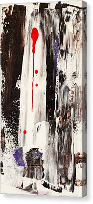 Untitled Number Twelve Canvas Print