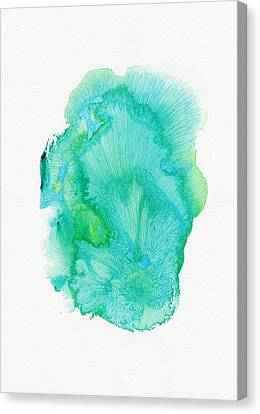 Untitled - #ss14dw001 Canvas Print by Satomi Sugimoto
