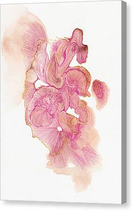 Untitled - #ss14dw002 Canvas Print by Satomi Sugimoto