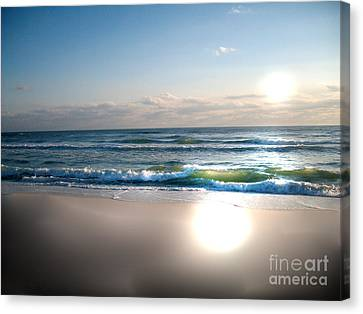 Untouched Canvas Print by Jeffery Fagan