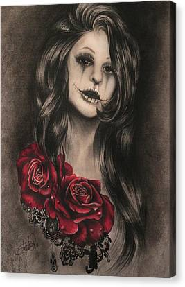 Unworthy  Canvas Print by Sheena Pike