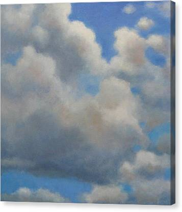 Up In The Air Series 1 Canvas Print
