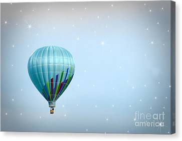 Starlight Canvas Print - Up by Juli Scalzi
